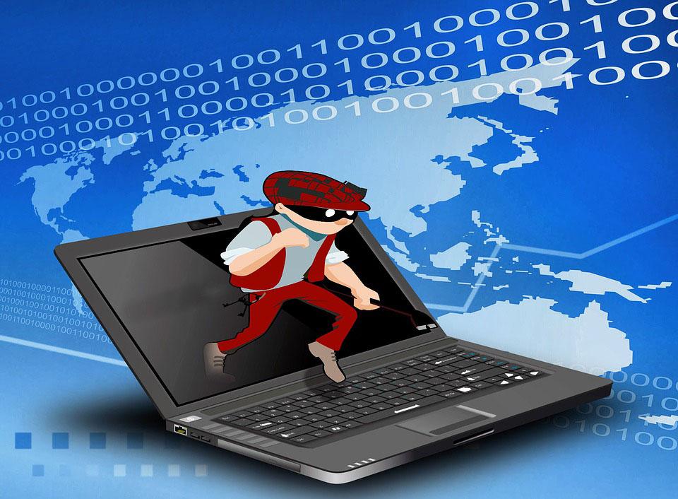 Fire and burglar alarm for retail surveillance
