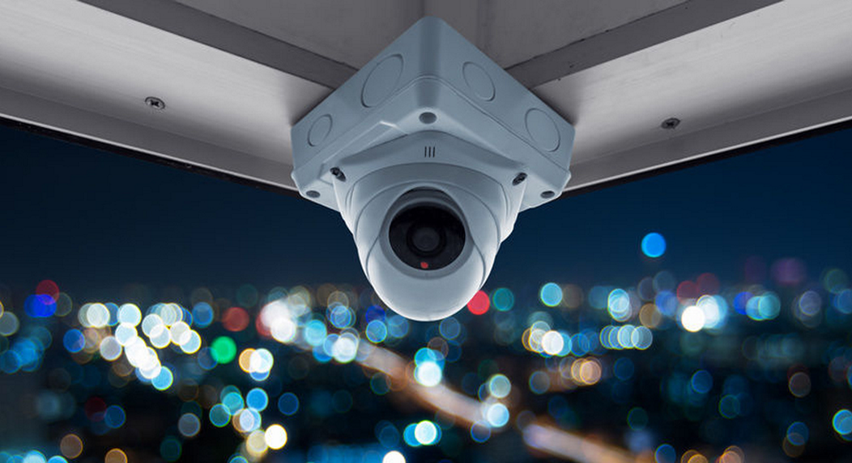 High definition cameras for stadium surveillance