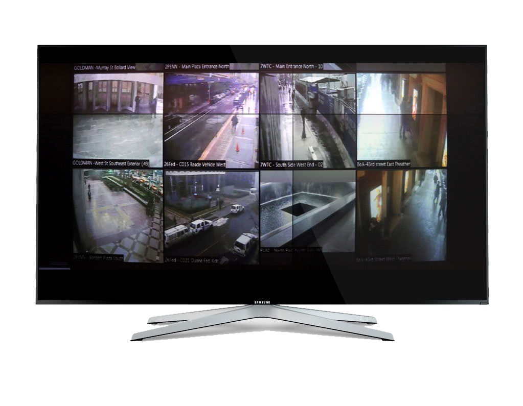 Video surveillance for hospitality surveillance