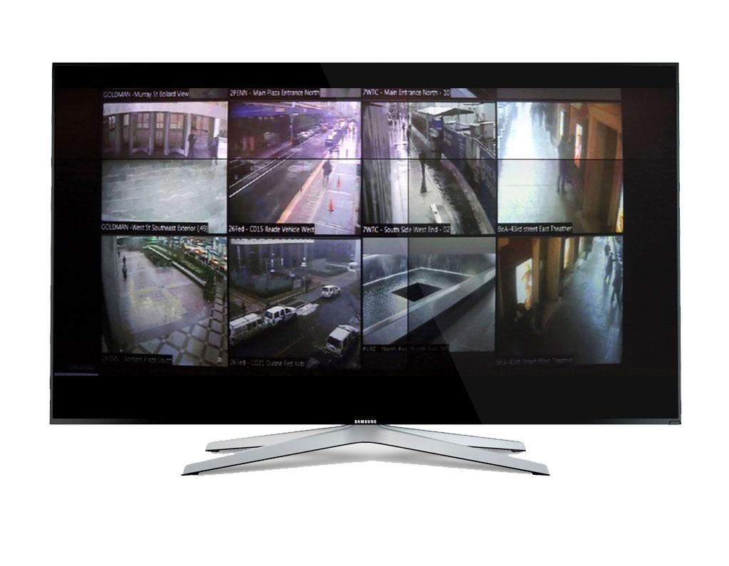 Video surveillance for hospitality surveillance