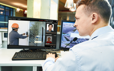 Top 5 Reasons to Integrate Video Surveillance and Access Control