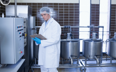 4 Advantages of Video Surveillance in Food Manufacturing