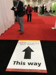 Information and Physical Security Conference Review ISC East