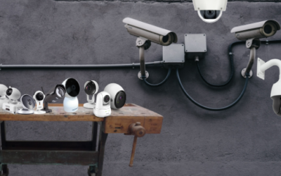 Professional Surveillance Cameras vs. Do-It-Yourself Consumer Cameras