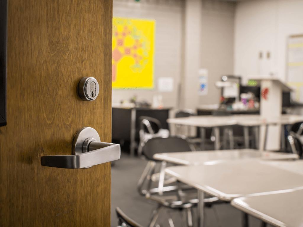 School Classroom Door Lockdown Devices What Works And