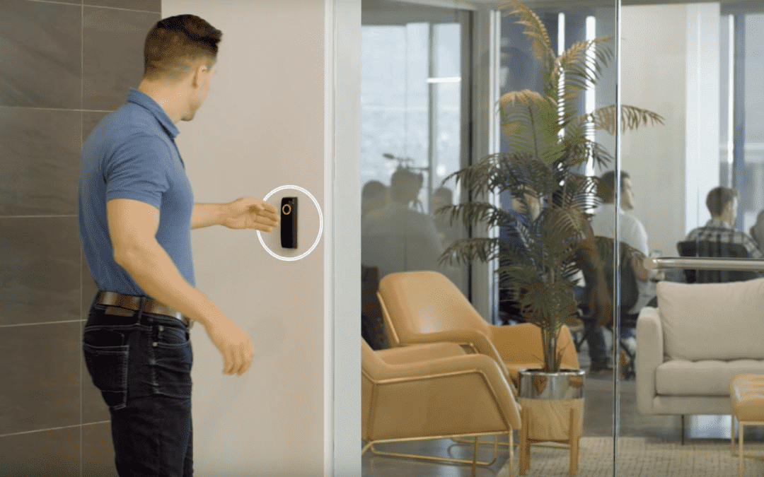 Office Building Access Control Systems-Securing Entrances & Exits