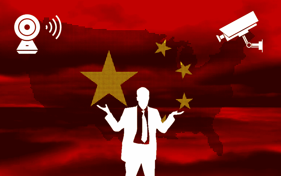 China's Influence on American Security Systems