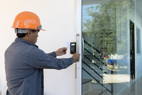 Our access control systems are easy to use and easier to manage.