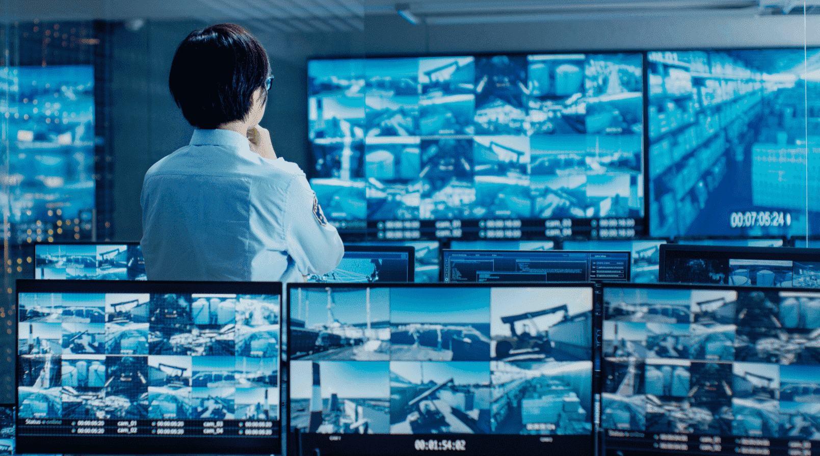 Cameras for Business Security and Key Facts of Video Surveillance Systems
