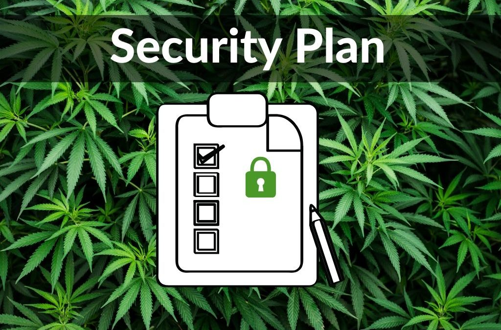 Cannabis Security Plans for License Applications